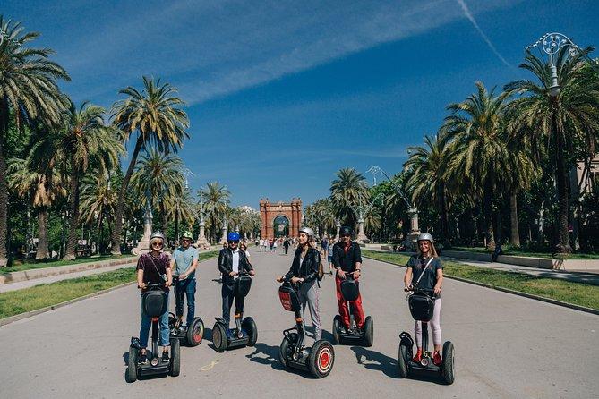 Segway Optimal 2-Hour Tour in Barcelona, Barcelona, Spain