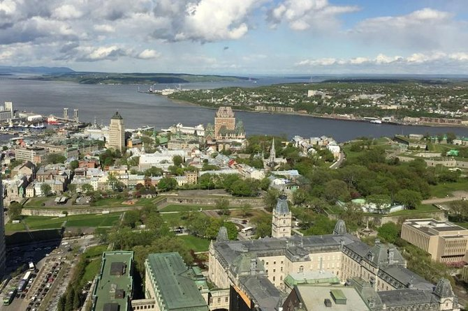 VIP Mobility Challenged Old City by Private Car & Heavenly Lunch Tour, Quebec, CANADA