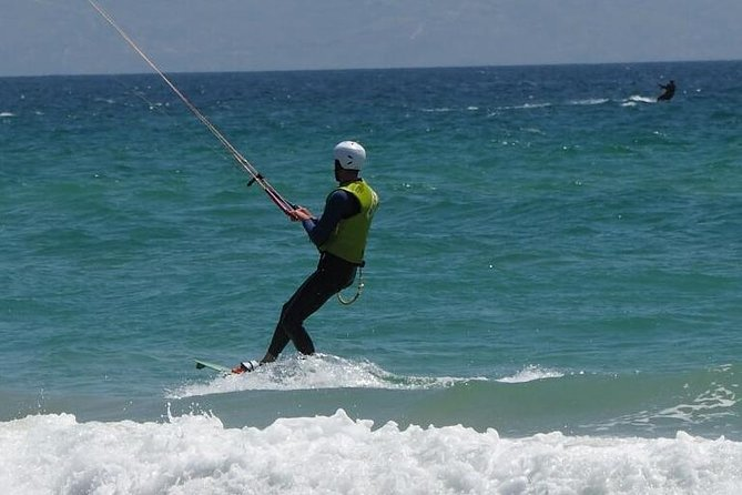 At KitePassion Tarifa Kiteschool we make sure that you learn kiteboarding and enjoy this amazing sport with the same passion as we do. Our goal is to teach you in a safe and the most enjoyable manner. <br><br>We open all year long.<br><br>We have more than 7 years of experience teaching kitesurf, surf and SUP to kids and adults of all levels. Our certified instructors (Level 2 IKO – International Kiteboarding Organisation and FAV) can teach you from the basics until the improvement courses.<br><br>Our kite and surf courses include a complete latest-generation gear by a well-known brand Eleveight Kites. You just have to bring your positive energy because we provide you with everything that you'll need: quality kites, helmets, harnesses…<br><br>All our courses include insurance, IKO card (course certificate) and IKO Level 2 instructors.
