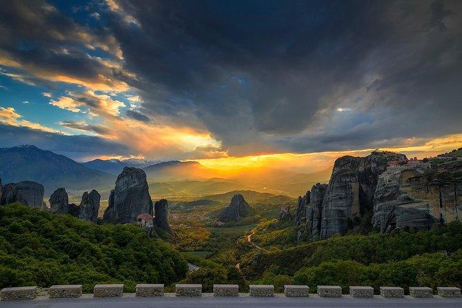 Recorrido al atardecer en Meteora con salida desde Kalambaka, Meteora, GRECIA