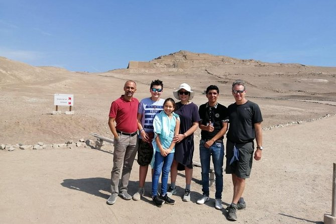 Lima Full-Day Experience: Pachacamac, Historic Downtown and Magic Water Circuit, Lima, PERU