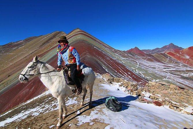 Rainbow Mountain Full Day Trip, Cusco, PERU