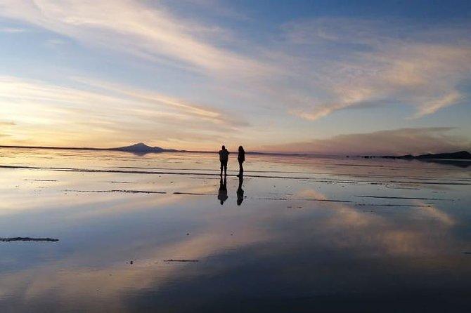Half Day Trip to Uyuni Salt Flats Sunset Included, Uyuni, BOLIVIA