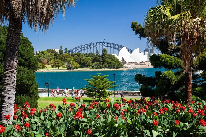 Enjoy the luxury of a fully escorted private tour that takes in all the Famous Sydney landmarks including the Opera House, Harbour Bridge, Historic Rocks District and more! <br>Starting at Mrs Macquarie's Chair you will be treated to the Best views of the Sydney Opera House and Harbour Bridge.<br>You will visit some of the older 'uniquely Sydney' inner city localities including Woolloomooloo and a stop at the iconic original Sydney Food Truck called Harry's Café De Wheels.<br>No tour of Sydney is complete without visiting the Historic Rocks, Walsh Bay and Dawes Point area's where the settlement of Sydney started - your local guide will tell you about Sydney's fascinating colonial history as you travel through and stop at this region.<br>We travel to Bondi and Manly beaches & also visit stunning headlands, lookouts, hidden bays plus many more 'secret spots' off the main tourist track<br>Walk along the beautiful white sand of Bondi Beach - where you can even dip your feet in the pristine water! <br><br>