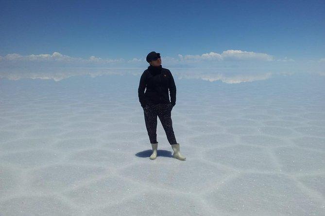 Private Volcano Tunupa and Uyuni Salt Flats Full-Day Tour from Uyuni, Uyuni, BOLIVIA