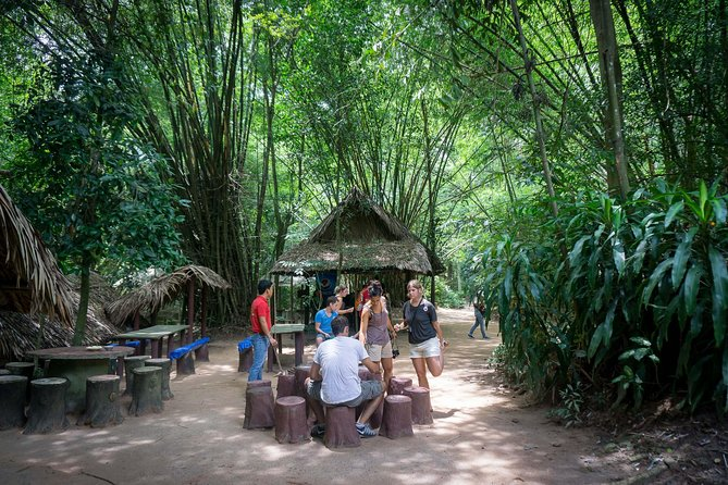 Full-Day Ho Chi Minh City and Cu Chi Tunnels Tour with Lunch, Ho Chi Minh, VIETNAM