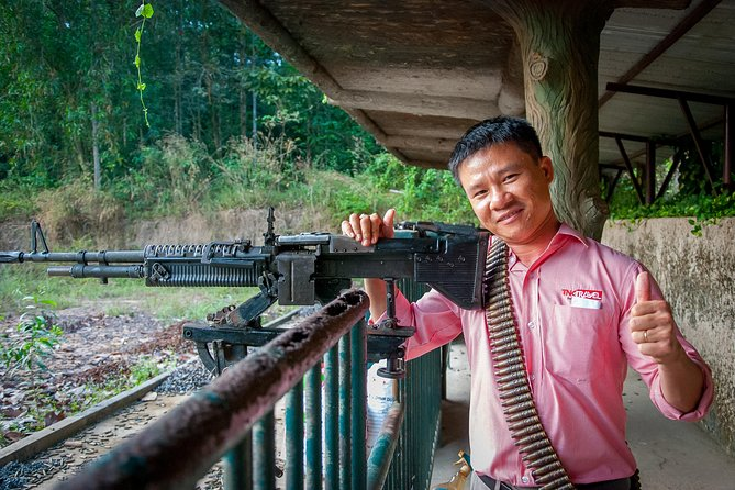 Day Trip to Cao Dai Temple and Cu Chi Tunnels, Including Lunch, Ho Chi Minh, VIETNAM