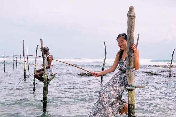 Galle Day Trip With Stilt fishing Experience From Colombo, Colombo, SRI LANKA