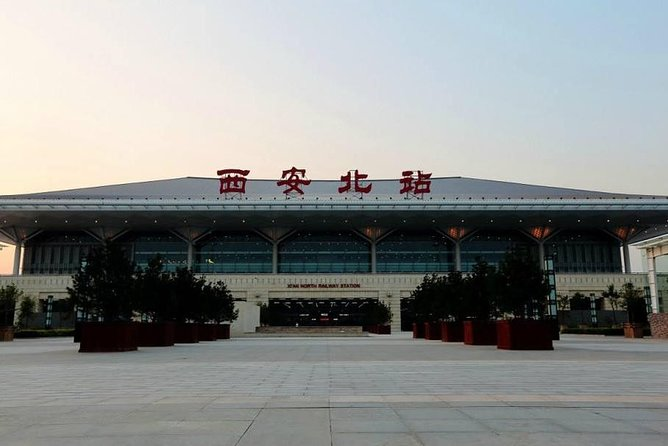 Private Departure Transfer: Hotel to Xi'an Railway Stations, Sian, CHINA