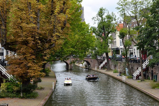 The university city of Utrecht is only a quick 30-minute train ride from Amsterdam, and well worth the trip. You'll join one of our local Amsterdam hosts for a personalized experience of this quirky town. See iconic sights like the medieval Domtoren and Castle de Haar or walk along Oudegracht and grab some lunch and an artisanal coffee at Stadskasteel Oudaen. <br><br>Within 24 hours after booking you'll receive a short questionnaire about your personality and interests. Based on your responses, you'll be assigned a like-minded host. Your host will communicate with you directly to suggest an itinerary to help you discover what makes the city unique. You will also agree on a meeting time and place. Your itinerary is flexible, so during the experience, you can always change your mind about what you want to do.<br>