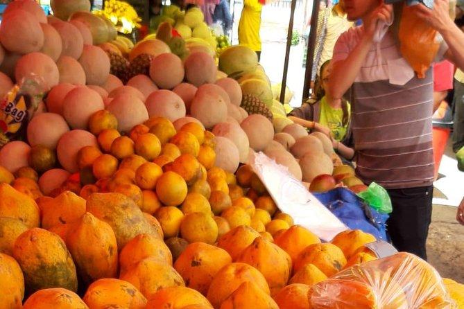Local market visit, Tegucigalpa, Honduras