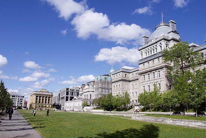 Visita turística guiada de la ciudad de Montreal, Montreal, CANADA