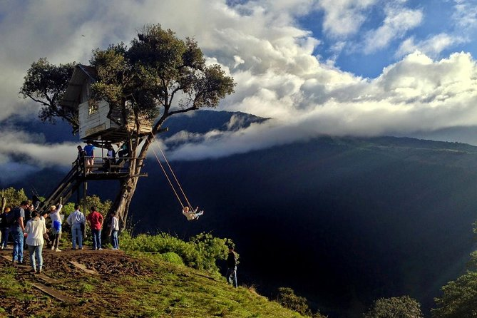 8-Day Trip in the Andes including Upper Amazon in Tena, Quito, ECUADOR