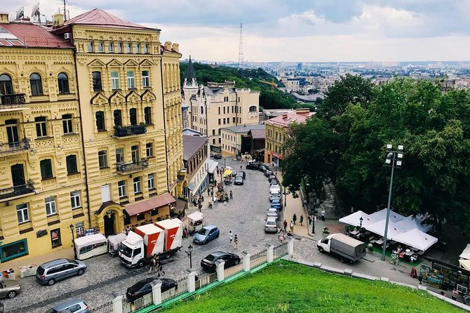 Kiev guided walking tour: discover highlights and hidden gems of the capital, Kiev, Ukraine