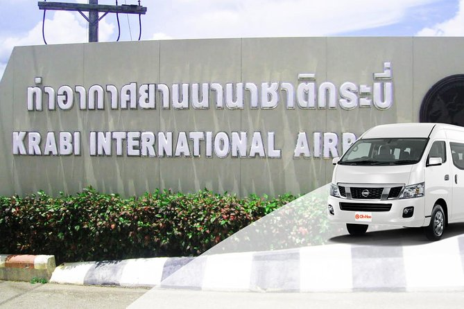 Krabi Airport To Koh Lanta by Shared AC Van, Krabi, TAILANDIA
