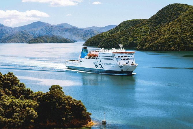 Ferry InterIslander - Wellington a Picton, Wellington, NUEVA ZELANDIA