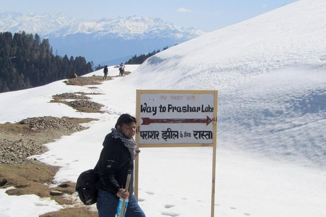 BAGGI VILLAGE IN MANDI <br><br>Baggi villageis located inMandiTehsil ofMandidistrict in Himachal Pradesh, India.It is situated 23km away fromMandi. Wonder nature view and wil start the trek from baggi to parasher lake<br><br>TREK TO PARASHAR LAKE<br><br>We will be eperiencing a lot of flora on the trek and you can expect pathes of snow in the final stretch of the trek. In winters the entire area of parashar lakeis covered heavily with snow. The trek of 7km will be covered over a period of 5-6 hours.<br><br>Adventure Camping<br><br>1 night stay in trekking camp gives you a lifetime experience and help to fight your fear.<br><br>View of the Pir Panjal<br><br>Passes. HajiPirPass (altitude 2,637 m (8,652 ft)) on the westernPir Panjalrange on the road between Poonch and Uri is in the area of Kashmir administered by Pakistan.