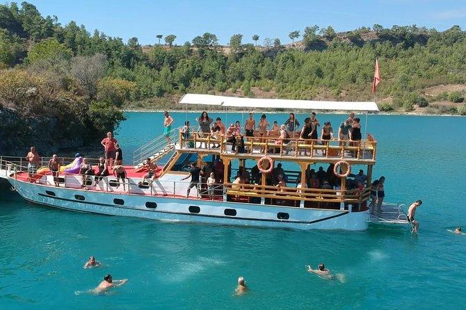 MÁS FOTOS, Excursion to Green Lake by Cabrio Bus - 1 Hour Boat Trip Included
