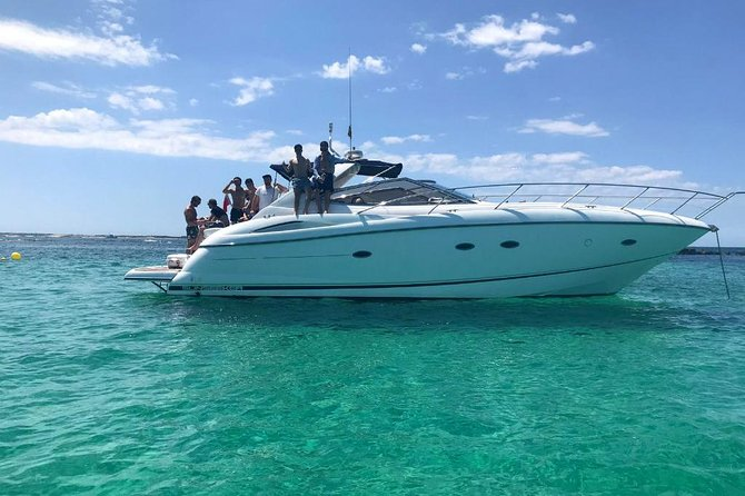 Sunseeker Portofino 49' motor cruiser (Capacity: 12 x guests & Captain), Ibiza, ESPAÑA