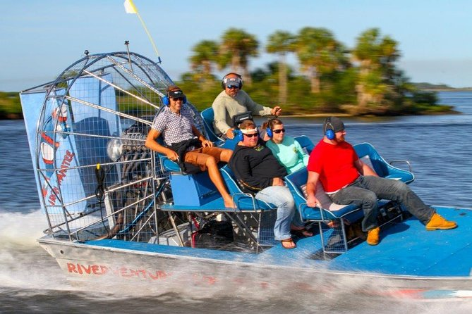 This popular ride takes you beyond the channel markers and zooms through backwaters, estuaries, and past the Historic Indian shell mounds.Feel your troubles slip away and keep your eyes peeled as you search for dolphins on your way out to the Gulf of Mexico.
