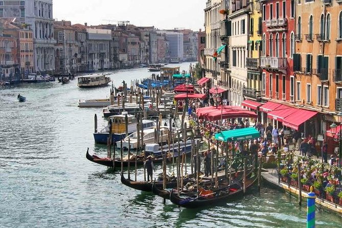 Tasty Rialto Farmers Market Food Tour in Venice with Wine Tasting & Sightseeing, Venice, ITALY