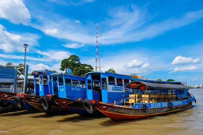 Upper Mekong River Day Trip from Ho Chi Minh City, Ho Chi Minh, VIETNAME