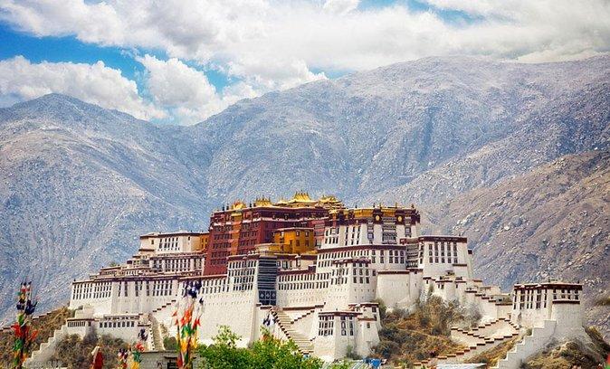 Voyage Lhassa 4 jours, Lhasa, CHINA