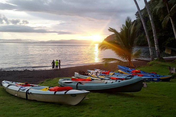 This is a day and half adventure including all the best that Golfo Dulce offers! Dolphins, fishing, snorkeling, bioluminescence and hiking along the lush forest!!! Plus the main challenge, crossing Golfo Dulce by kayak. <br><br>Food, accommodation and gear are provided!