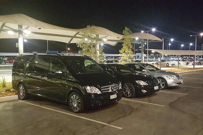 Perth Airport Transfer by Private Chauffeur: Airport to Perth CBD Hotel, ,