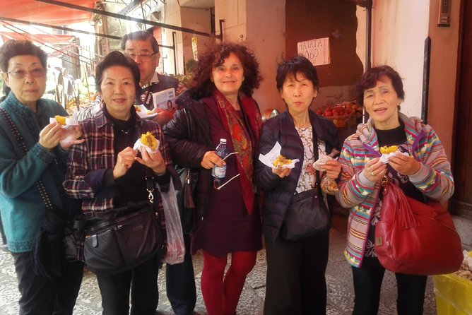Hald Day Walking Tour Palermo Combining Art And Food, Palermo, ITALY