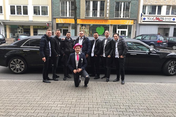 1 hour limousine sightseeing ride in Cologne, Colonia, ALEMANIA
