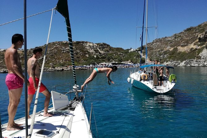 Sailing Vacation in the Aegean, Greece (8 days), Rhodes, GRECIA