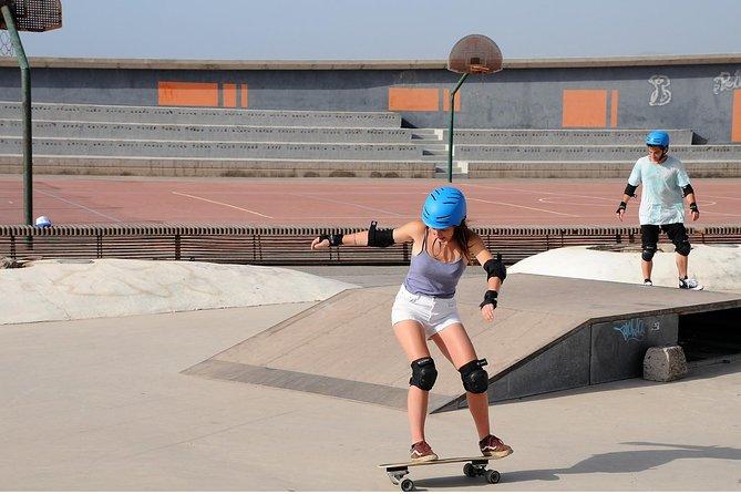 2-Hour Skateboard Course in Caleta de Fuste Fuerteventura, Fuerteventura, Espanha