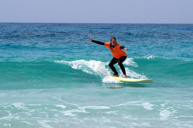 1-Day or 2-Day Surfing Course in Northern Fuerteventura, Fuerteventura, ESPAÑA