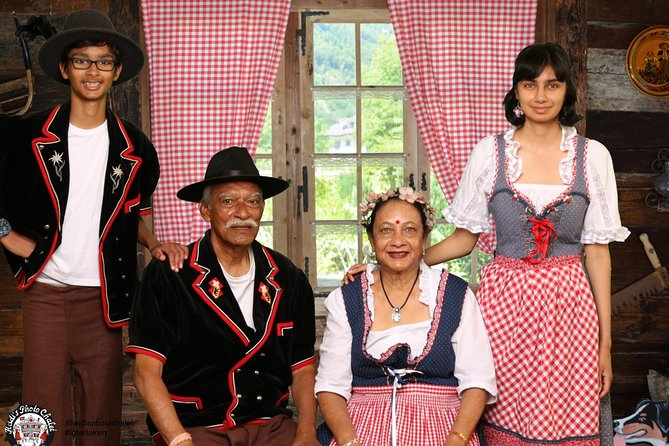 Swiss Happening - fun and authentic Swiss food, drink & photo experience, Interlaken, Switzerland