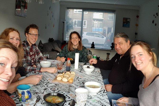 HUF-Fun Cooking Classes, Leiden, HOLANDA