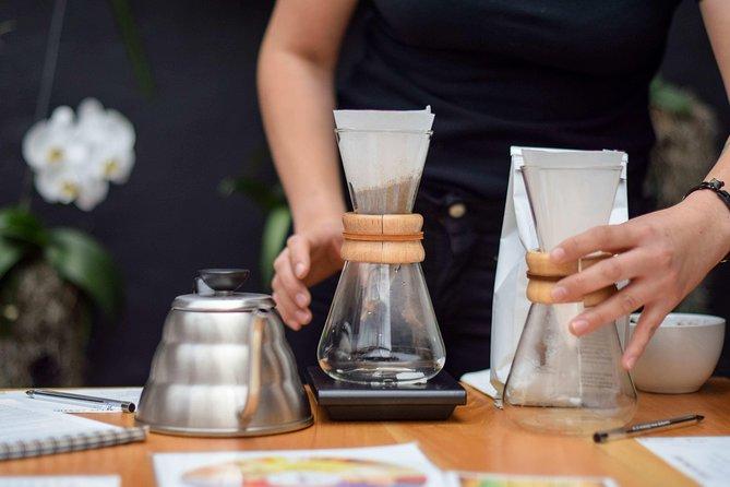 Talleres de café de especialidad en Cartagena, Cartagena de Indias, COLOMBIA