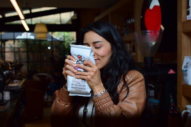 Recorrido por cafeterías especializadas de Bogotá, Bogota, COLOMBIA