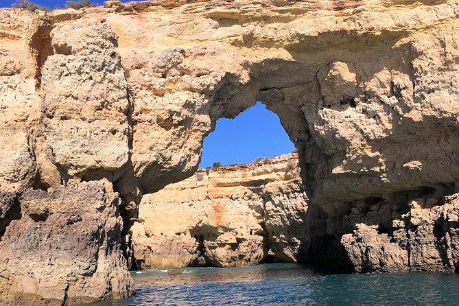 Benagil Caves, Albufeira, PORTUGAL