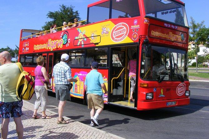 Tour en autobús con paradas libres por la ciudad de Albufeira, Albufeira, PORTUGAL