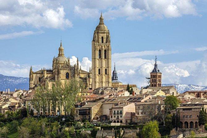Recorrido de un día completo en Ávila y Segovia desde Madrid, Madrid, ESPAÑA