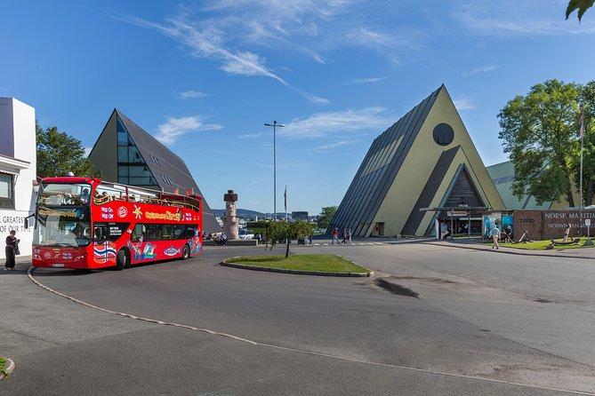 Excursión en autobús con paradas libres por la ciudad de Oslo, Oslo, NORUEGA