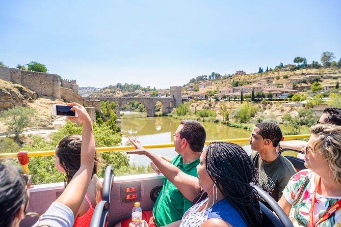 Excursión en autobús con paradas libres de City Sightseeing por Toledo, Toledo, ESPAÑA