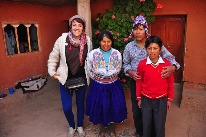2-Day Amantani Homestay Including Kayak Experience, Puno, PERU