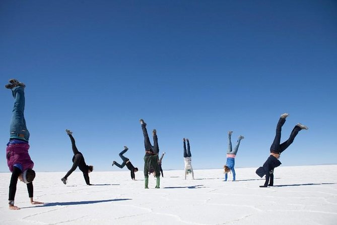 4 dias no salar de Uyuni de San Pedro de Atacama, San Pedro de Atacama, CHILE