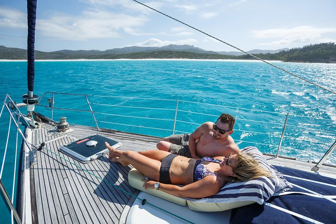 3-Night Whitsundays Private Charter Aboard Cruising Yacht Milady, Airlie Beach, AUSTRALIA