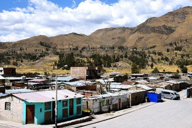 Colca Canyon day trip from Arequipa, Arequipa, PERU