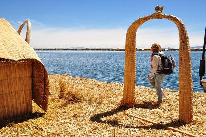Excursión de un día por el lago Titicaca, Puno, PERU