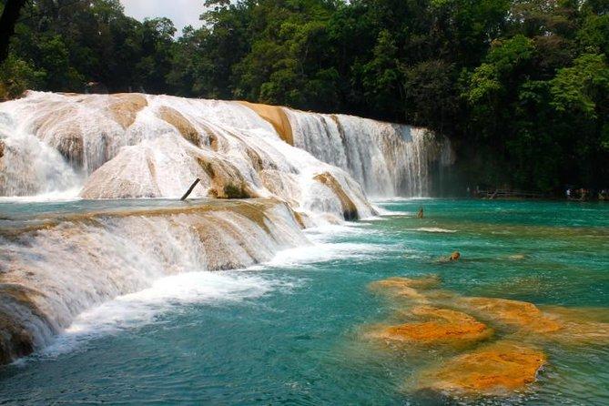 Palenque Ruins, Agua Azul & Misol-Ha Waterfalls from San Cristobal, San Cristobal de Las Casas, Mexico