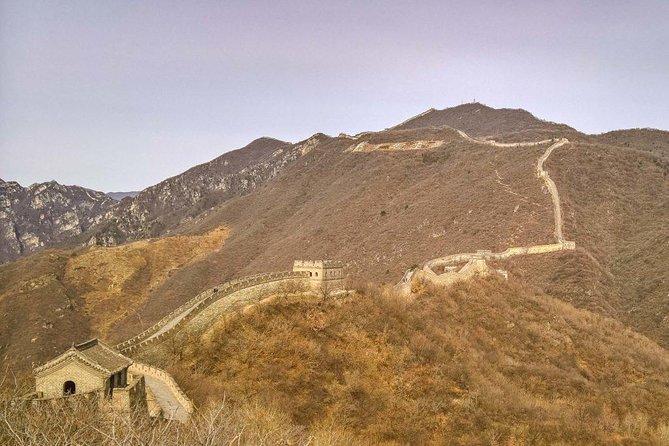 Recorrido privado de día completo por la Gran Muralla de Mutianyu con conductor que habla inglés, Beijing, CHINA
